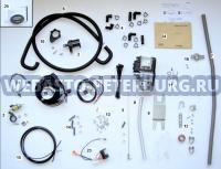 Комплект поставки Thermo Top Evo Start (5кВт, бензин, 12 В).